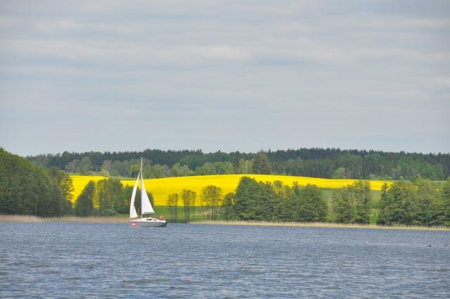 Czyste jeziora w Polsce to nie tylko Mazury!