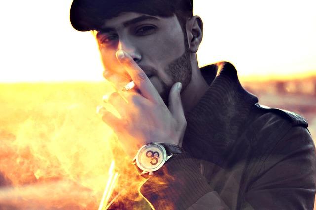 Gadżety tylko dla bogatych palaczy